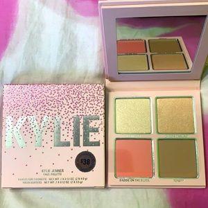 Brand new Kylie Jenner face palette